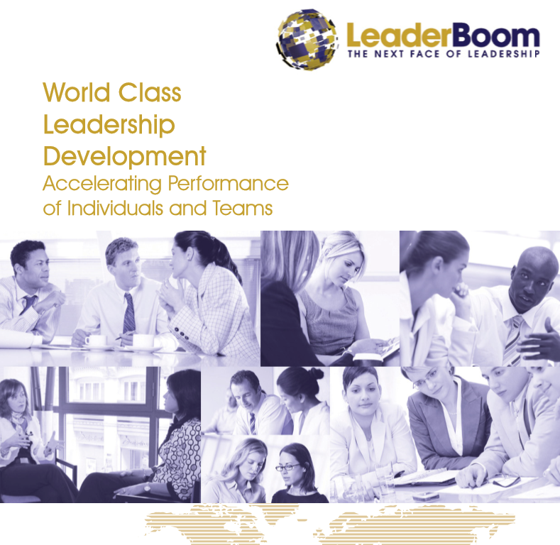 LeaderBoom Brochure
